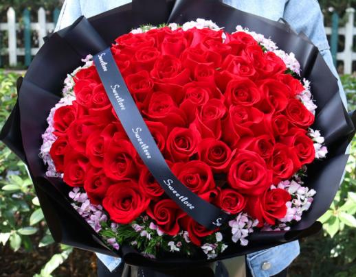 结婚纪念日送老婆什么鲜花好(结婚纪念日送几朵花) 第0张